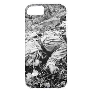 A Chinese soldier_War Image iPhone 7 Case