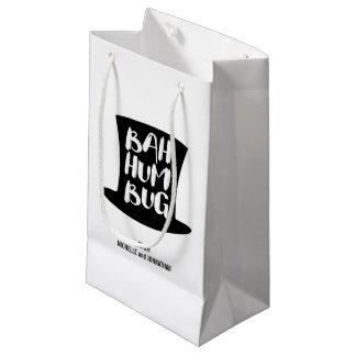 A Christmas Carol Bah Humbug Holiday Gift Bag