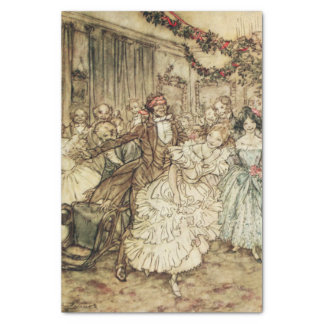 A Christmas Carol by Arthur Rackham Tissue Paper