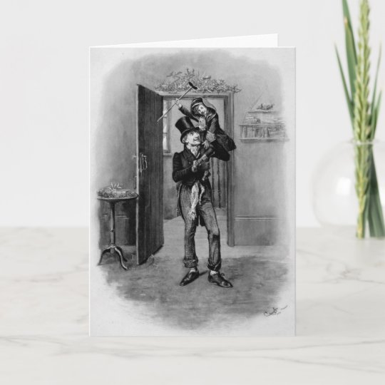Tiny Tim A Christmas Carol: A Christmas Carol Christmas Card, Tiny Tim Holiday Card