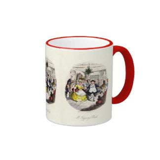 A Christmas Carol - Mr Fezziwigs' Ball Coffee Mug