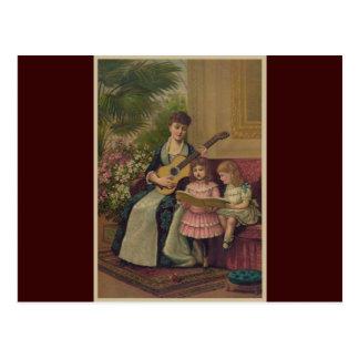 A Christmas Carol Postcards