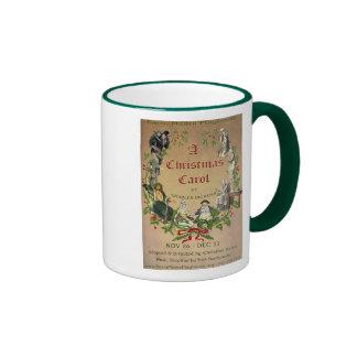 A Christmas Carol Ringer Mug