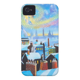 A Christmas Carol Scrooge and ghost of past Case-Mate iPhone 4 Case