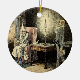 A Christmas Carol  Scrooge Marley's Ghost Ornament