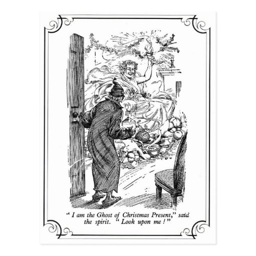 A Christmas Carol: The Ghost of Christmas Present | Zazzle
