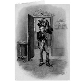 A Christmas Carol: Tiny Tim Greeting Card