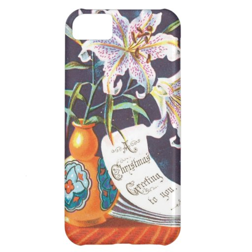A Christmas Greeting to you Cover For iPhone 5C