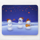 A Christmas Song Mouse Mat