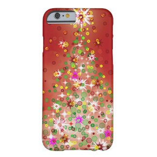 A Christmas tree that glows iPhone 6 Case