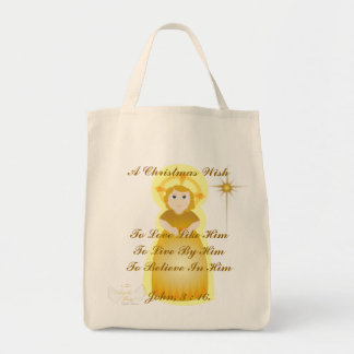 A Christmas Wish- Customize Bags