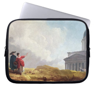 A Church Displayed to a Traveller in an Extensive Laptop Sleeve