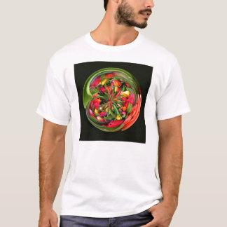 A CIRCLE OF TULIPS T-Shirt