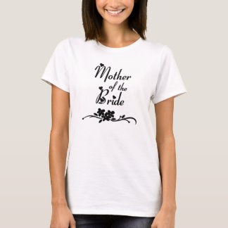 A Classic Mother of the Bride T-Shirt