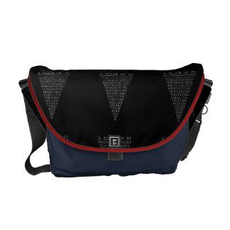 A Clever Slice of Pi Commuter Bag