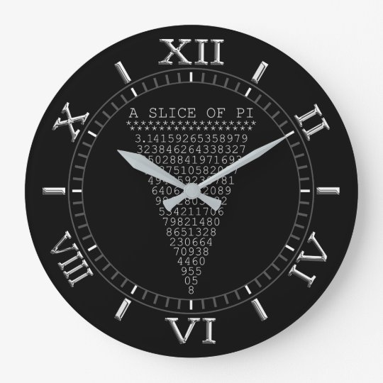 A Clever Slice of Pi Dial on a