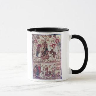 A Clinic, Byzantine Treaty, 14th century (vellum) Mug