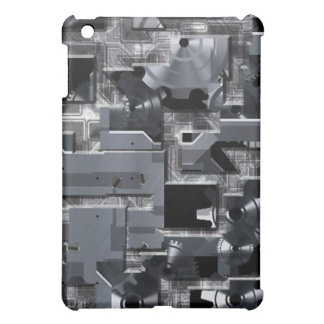 A Clockwork Gray iPad Mini Case