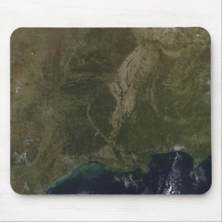A cloud-free view of the southern United States Mouse Mat