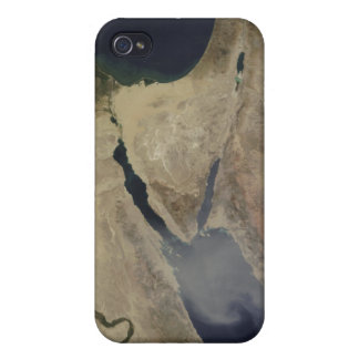 A cloud of tan dust from Saudi Arabia Case For iPhone 4