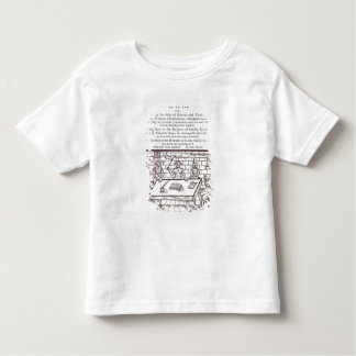 A Cluster of Coxcombes' by John Taylor Toddler T-Shirt
