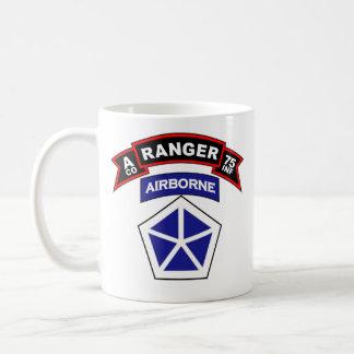 A Co, 75th Infantry - Ranger - Airborne, Germany Coffee Mug