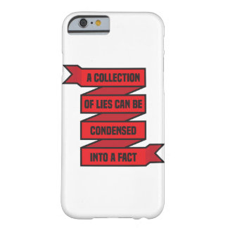 A Collection Of Lies Barely There iPhone 6 Case