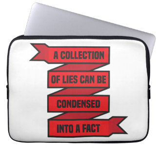 A Collection Of Lies Computer Sleeves