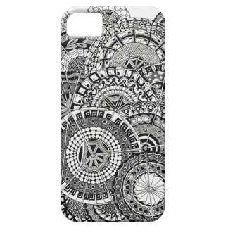 A COLLECTION OF MANDALAS BARELY THERE iPhone 5 CASE