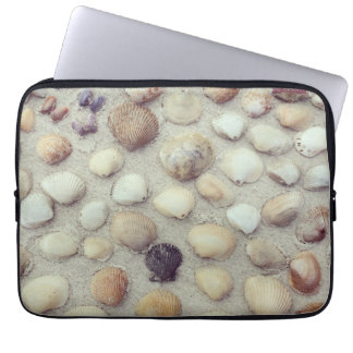 A Collection Of Seashells Laptop Sleeve