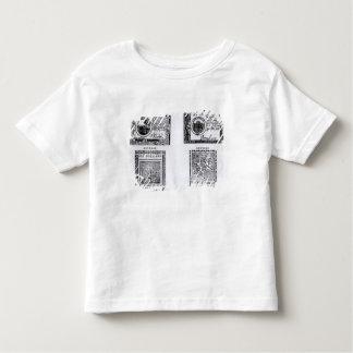 A colonial six dollar bill toddler T-Shirt