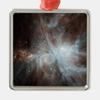 A colony of hot young stars in the Orion Nebula Christmas Ornament