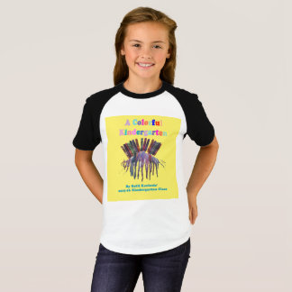 A Color Kindergarten T-Shirts (Kids, all sexes)