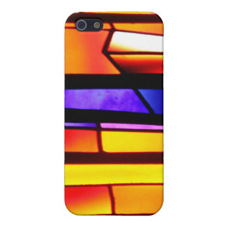 A colorful collage - Basilica of the Annunciation iPhone 5 Case