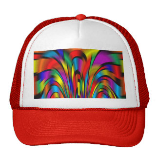 A Colorful Integration Hat