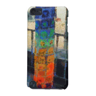 A colorful pole iPod touch (5th generation) covers