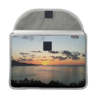 A colourful sunset over Australia's Whitsundays. Sleeve For MacBook Pro