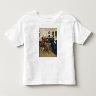 A Committee of Patriots Delivering an Ultimatum Toddler T-Shirt