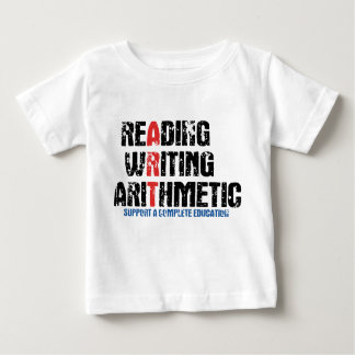 A Complete Education Baby T-Shirt