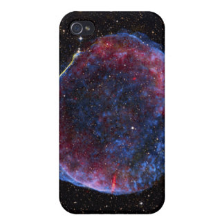 A composite image of the SN 1006 supernova remn Cases For iPhone 4
