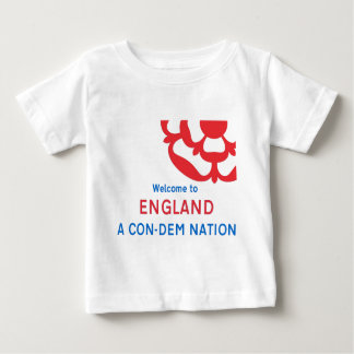 A Con-Dem Nation Baby T-Shirt