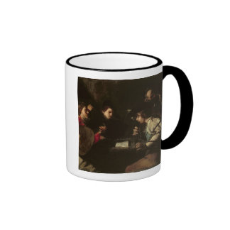 A Concert, c.1610-20 (oil on canvas) Mugs