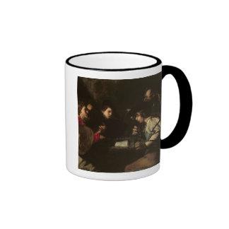 A Concert, c.1610-20 (oil on canvas) Ringer Mug