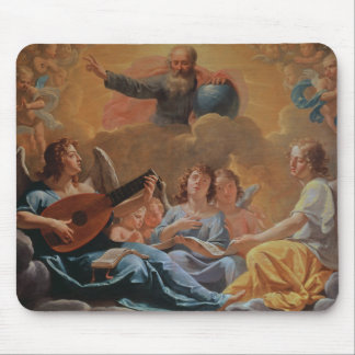 A Concert of Angels Mouse Pad