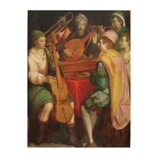 A Concert Wood Prints