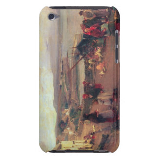 A Connemara Village - The Way To The Harbour, 1898 Case-Mate iPod Touch Case