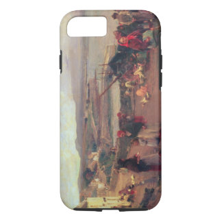 A Connemara Village - The Way To The Harbour, 1898 iPhone 8/7 Case