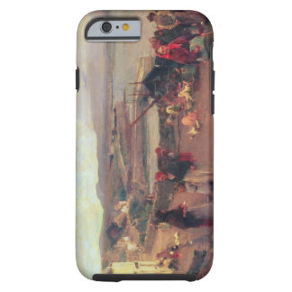 A Connemara Village - The Way To The Harbour, 1898 Tough iPhone 6 Case