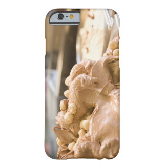 A container full of hazelnut ice cream barely there iPhone 6 case