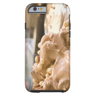A container full of hazelnut ice cream tough iPhone 6 case